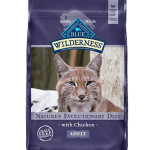 Blue Buffalo Wilderness Mature Chicken Recipe Grain-Free Dry Cat Food