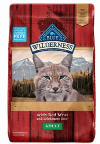 Blue Buffalo Wilderness Rocky Mountain Recipe with Red Meat Adult Grain-Free Dry Cat Food