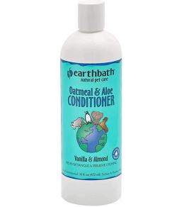 Earthbath Oatmeal & Aloe Dog & Cat Conditioner