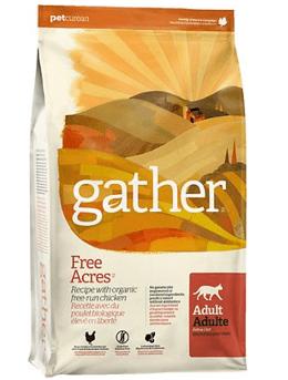 Gather Free Acres Organic Free-Run Chicken Dry Cat Food