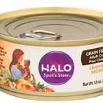 Halo Spot's Stew Chicken Recipe Grain-Free Canned Food