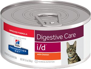 Hill's Prescription Diet i/d Digestive Care with Chicken Canned Cat Food