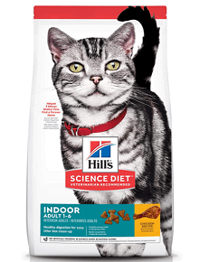 Hill's Science Diet Adult Indoor Chicken Recipe Dry Cat Food