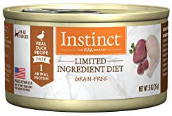 Instinct Limited Ingredient Diet Grain-Free Real Duck Recipe Canned Food