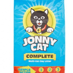 Jonny Cat Complete Scented Clumping Clay Cat Litter