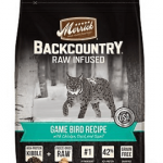 Merrick Backcountry Raw Infused Game Bird Recipe