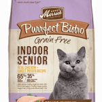 Merrick Purrfect Bistro Grain-Free Indoor Senior Recipe Dry Cat Food
