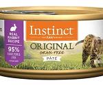 Instinct Original Grain-Free Pate Real Rabbit Recipe Wet Canned Cat Food