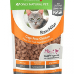 Only Natural Pet RawNibs Chicken Grain-Free Freeze-Dried Cat Food