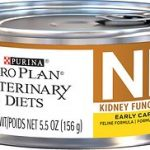 Purina Pro Plan Veterinary Diets NF Kidney Function Early Care Formula Canned Cat Food