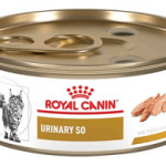 Royal Canin Veterinary Diet Urinary SO Loaf In Sauce Canned Cat Food