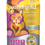 Solid Gold Furrever Young Grain-Free Senior Cat Food