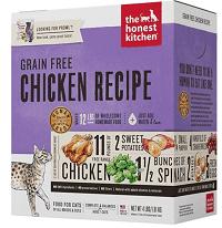 The Honest Kitchen Grain-Free Chicken Recipe Dehydrated Cat Food