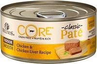 Wellness CORE Grain-Free Indoor Chicken & Chicken Liver Recipe Canned Cat Food