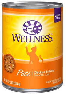 Wellness Complete Health Pate Chicken Entree Grain-Free Canned Cat Food