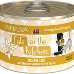 Weruva Cats in the Kitchen Goldie Lox Chicken & Salmon Au Jus Grain-Free Canned Cat Food
