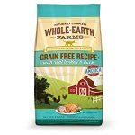 Whole Earth Farms Grain-Free Real Turkey & Duck Recipe Dry Cat Food