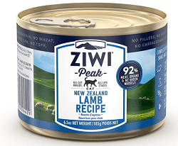Ziwi Peak Lamb Recipe Canned Cat Food