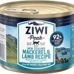 Ziwi Peak Mackerel & Lamb Recipe Canned Cat Food