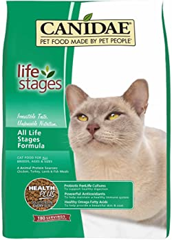 Canidae All Life Stages Dry Cat Food, Chicken, Turkey, Lamb and Fish