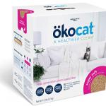 Okocat Super Soft Clumping Wood Unscented Cat Litter