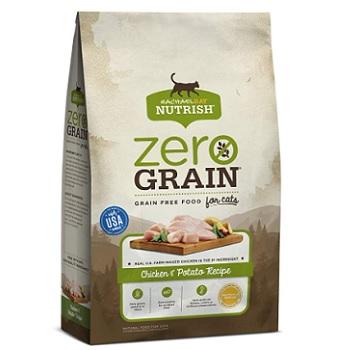 Rachael Ray Nutrish Zero Grain Natural Dry Cat Food, Chicken & Potato Recipe