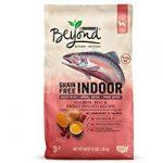 Purina Beyond Simply Indoor Wild-Caught Salmon, Egg & Sweet Potato Recipe Grain-Free Dry Cat Food
